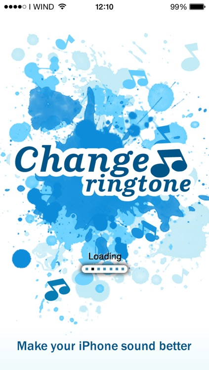 Change Ringtone