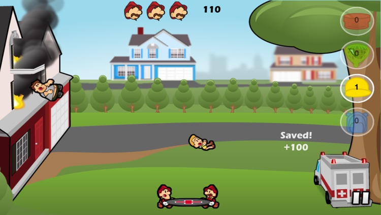 Rescue Jump Lite screenshot-3