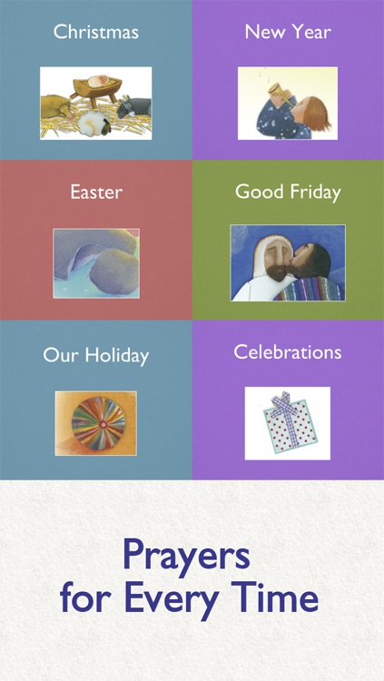 365 Prayers for Kids PREMIUM – A Daily Illustrated Prayer for your Family and School with Kids under 7 screenshot-3