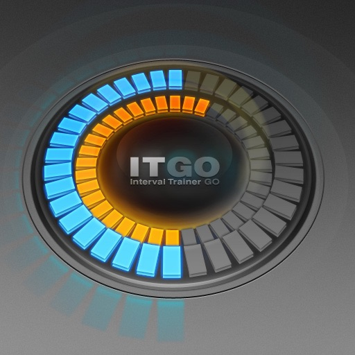 ITGO - Interval Trainer GO - The Ultimate Gym and Outdoor Timer for Cardio Health, Fitness and Well Being