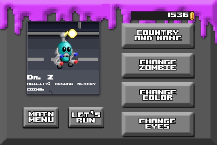 Zombie Hurdles Lite screenshot-4