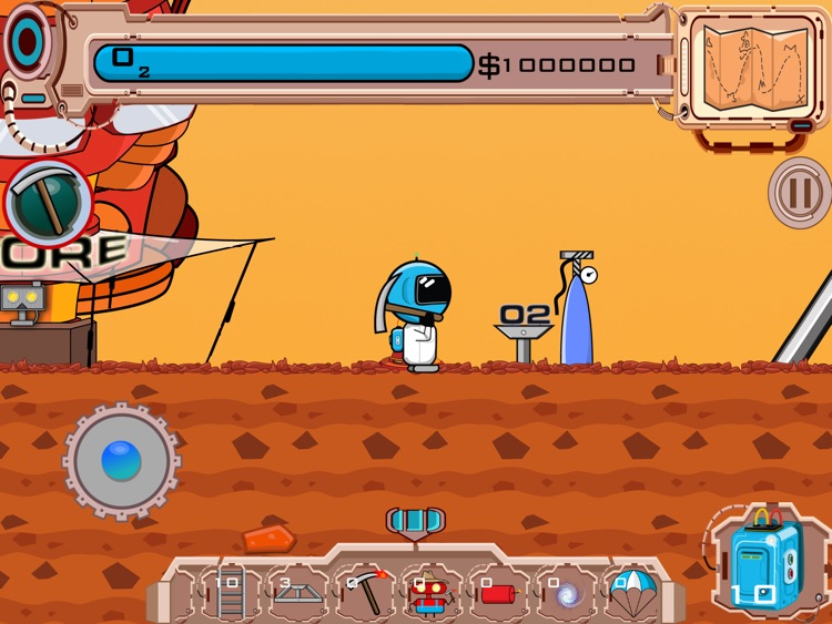 Mars Miner HD
