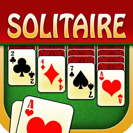 Solitaire Pro Classic Card Game Mega Deluxe Fun Pack for iPhone iPod Touch and iPad ios