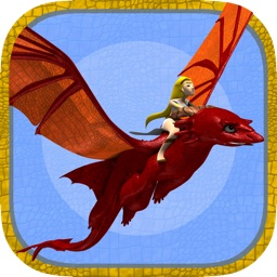 A Tale of Seven Kingdoms Game: Racing Dragons War to Save the Empire King and the City Throne