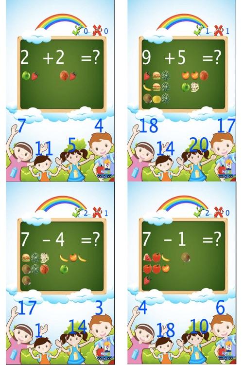 Kids Numbers and Maths Games FREE screenshot-3