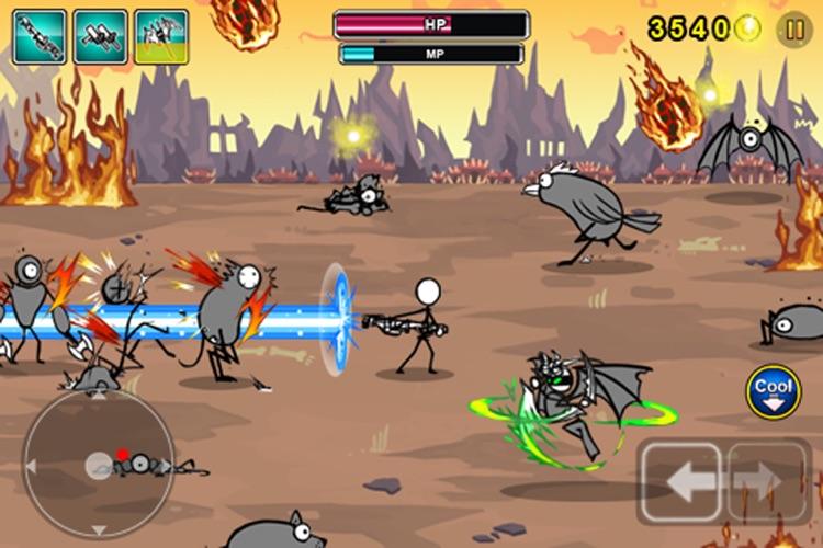 Cartoon Wars: Gunner screenshot-3