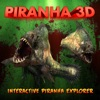 Piranha 3D - iPhoneアプリ