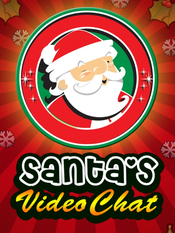 Santa's Video Chat HD screenshot-0