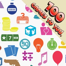 Enjoy Party 100 rocking party games. Play anytime, anywhere, with anyone!