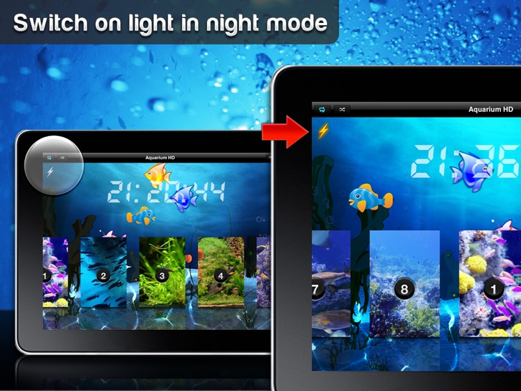 Aquarium HD screenshot-3
