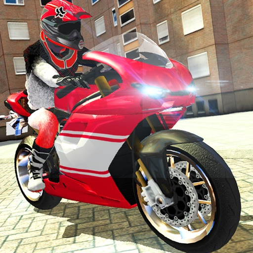 City Street Bike Rally Free iOS App