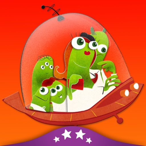 Vacation to Mars - Children's Story Book icon