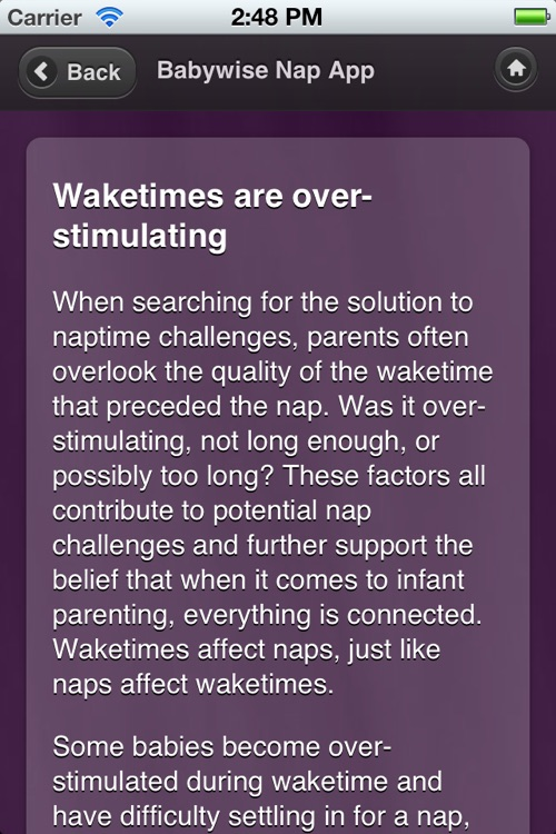 Babywise Nap App screenshot-4