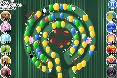 ‎Bloons TD