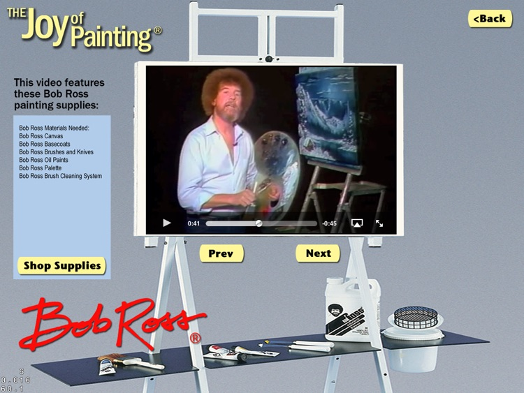 Bob Ross screenshot-2