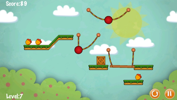 Nuts Physics Lite screenshot-2