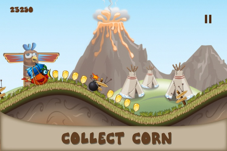 Rocket Chicken (Fly Without Wings) screenshot-3