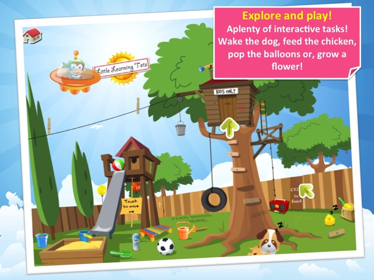 Fido's Treehouse Scavenger Hunt screenshot-2