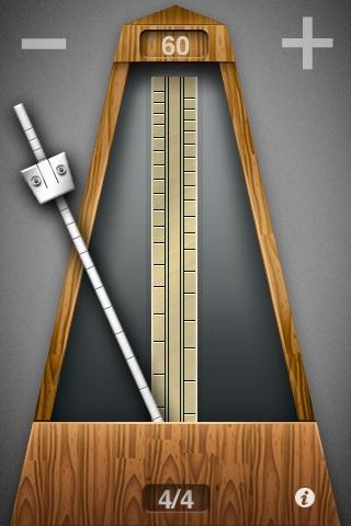 iMetronome (with quartz accuracy)