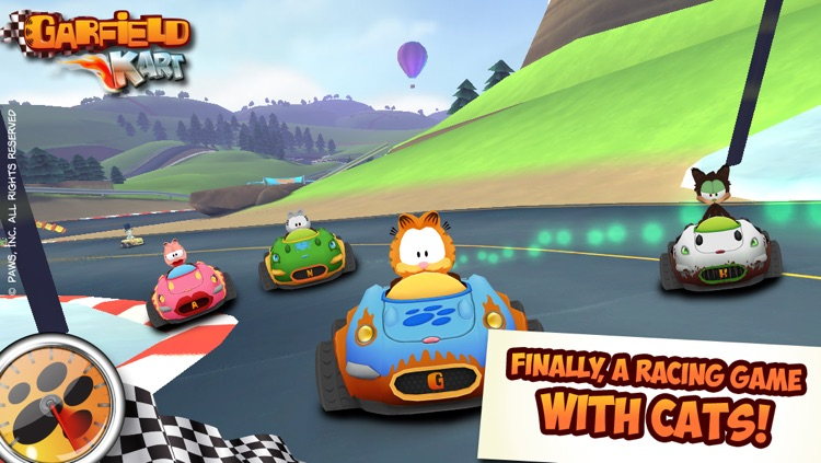 Garfield Kart screenshot-4