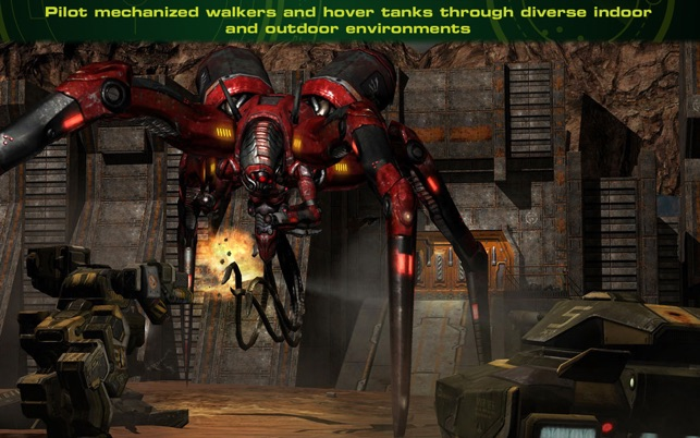 Quake 4 ™ Screenshot