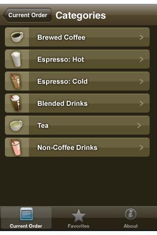 Coffee Order screenshot-4