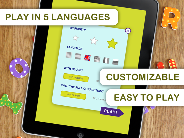 ‎Dic-Dic. Multilingual dictation to practise spelling, writing and sound-letter matching Screenshot