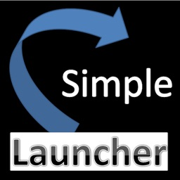 Simple Launcher for iPad (launch iMessage,Maps,SearchEngines,etc.)