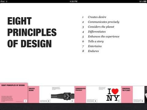 Eight Principles Of Design By Landor Associates On Apple Books