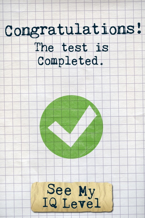 IQ-Test screenshot-4
