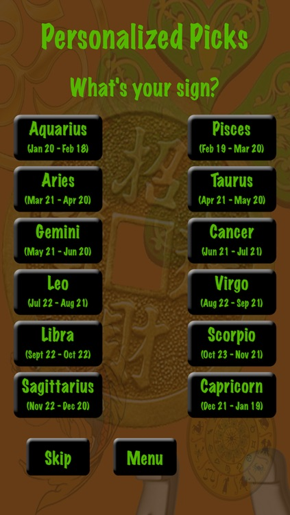 Lucky phone numbers for aquarius