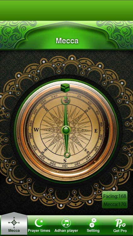 Compass for Islamic Free