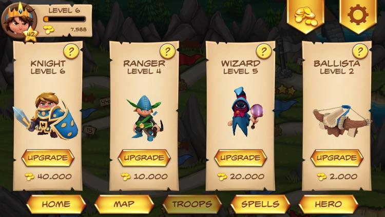 Royal Revolt! screenshot-3