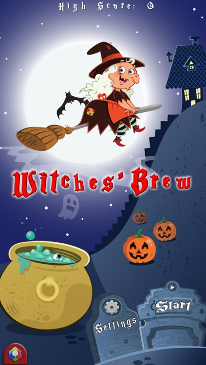 Witches' Brew - Halloween potion making fun! screenshot-2
