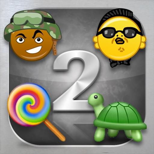 Emoji 2 - NEW Emoticons and Symbols!