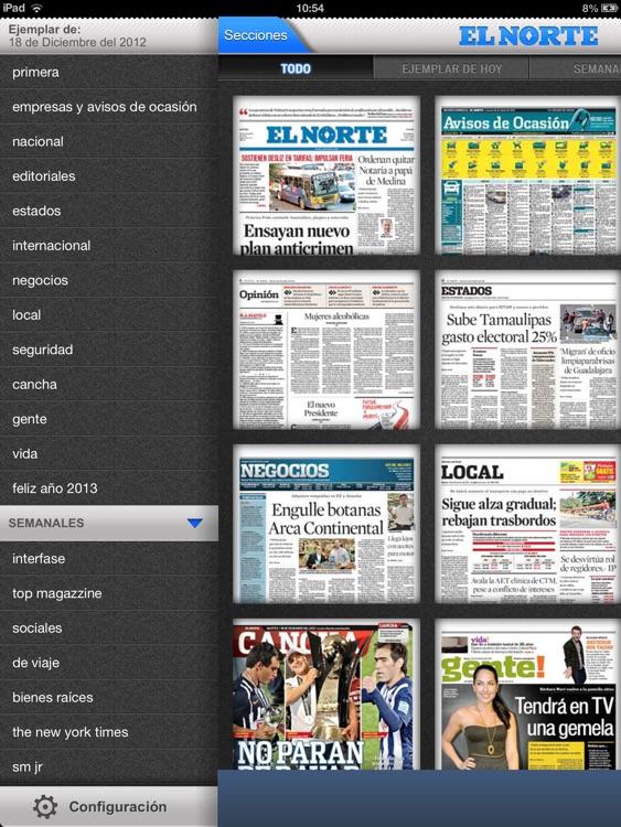 EL NORTE (autodescargable) screenshot-4