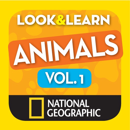 Look & Learn: Animals Vol. 1