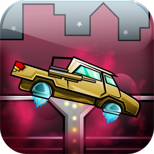iDrive Car Game HD