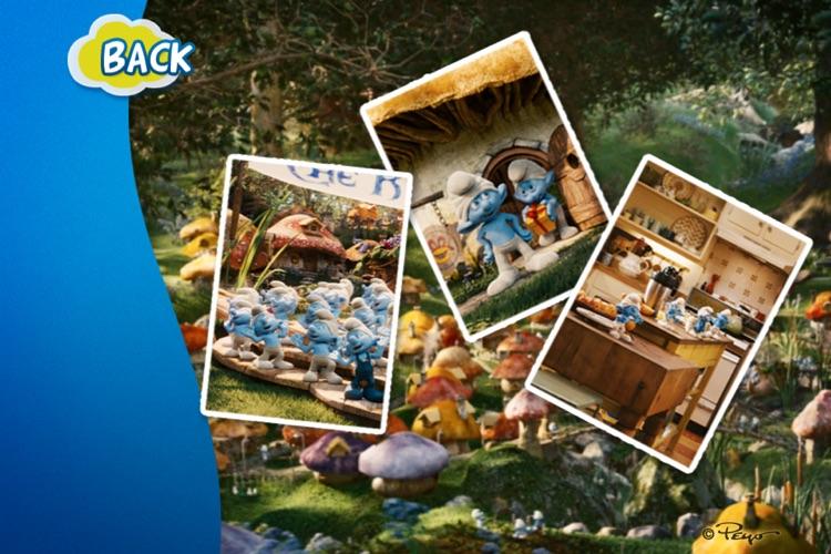 The Smurfs Movie Storybook - Children's Book screenshot-3