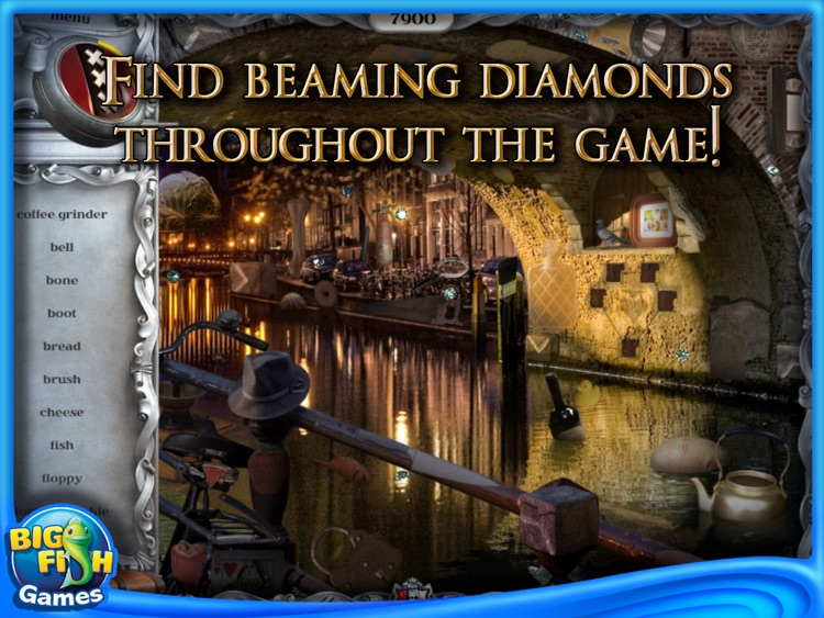 Youda Legend: The Curse of the Amsterdam Diamond HD (Full)