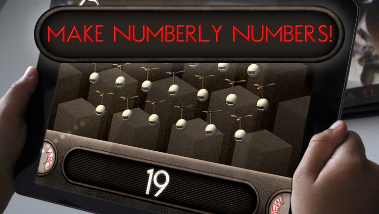 IMAG-N-O-TRON: Numberlys Edition screenshot-3