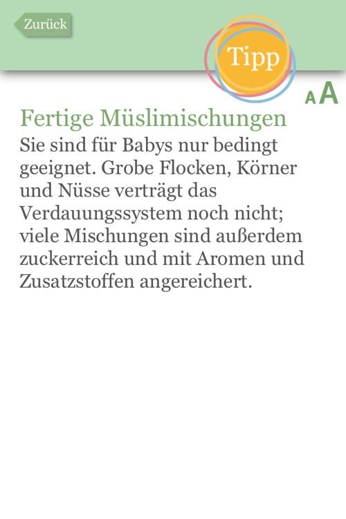 GU Baby Rezepte mit Qualitätsgarantie screenshot-4