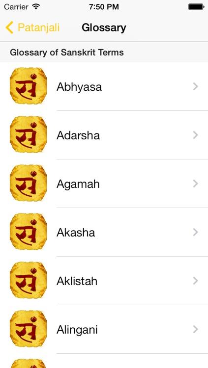 Patanjali Yog Sutra screenshot-3