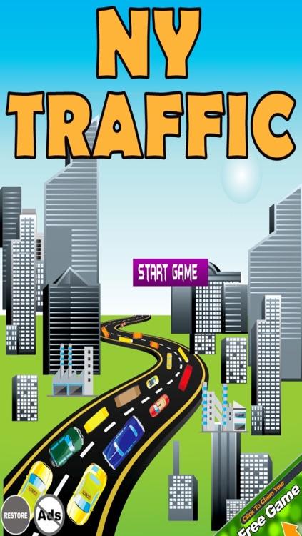 NY Traffic - Modern Frogger Is Back!