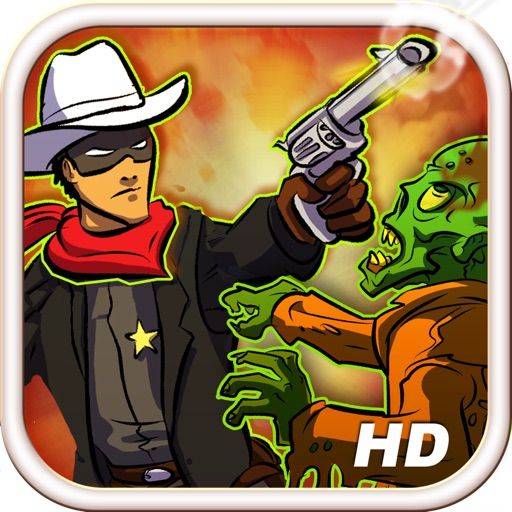 A Call of Monsters: Slender Man Zombies Vs Lone Cowboy - HD Shooting Game icon
