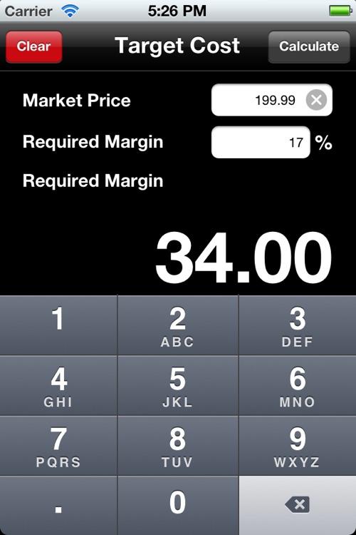 Product Pricing Calculator screenshot-4