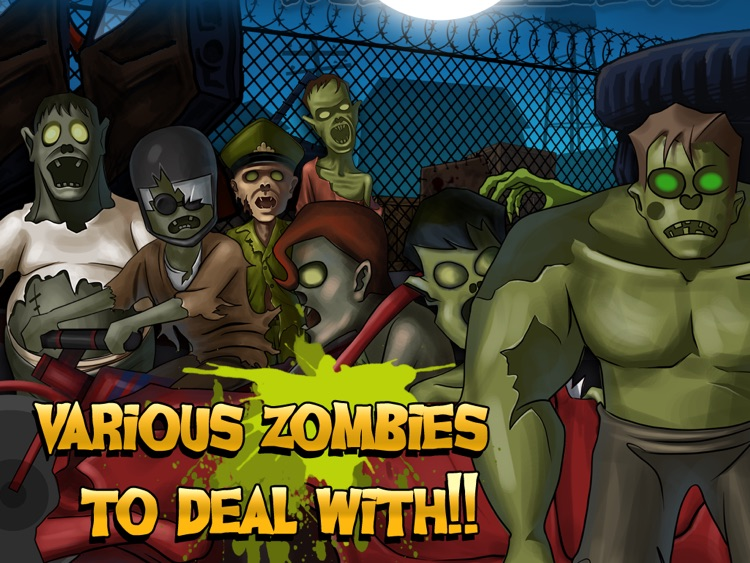 Zombies of the Wasteland HD Lite