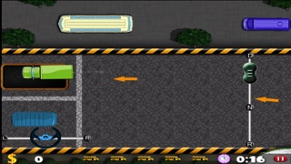 School Bus Parking Simulator Screenshot on iOS