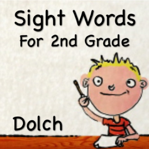 Sight Words For 2nd Grade - Talking Flash Cards
