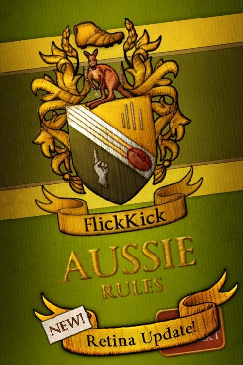 Flick Kick Aussie Rules
